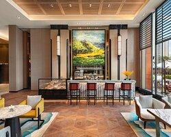 Shangri La Hotel Putian Lobby