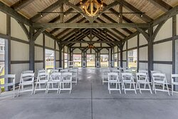 Barn with costal views perfect for outdoor events