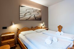 Bilocale con balcone per 2/4 persone. 2-room apartment with balcony for  2/4 persons