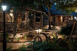 The Pedernales & Llano cabin