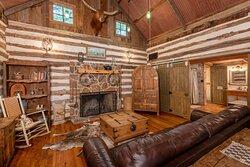 Pedernales Cabin