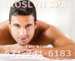 Roslyn Spa is an Asian bodywork spa designed to help you reduce stress, relieve build up chronic pain, and increase the overall quality of your life! We specialize in multiple affordable, customized treatments to meet the needs of a wide variety of clients in a peaceful setting! We are proud to be providing Authentic Asian Bodywork therapy services in our beloved community of Elwood, NY!