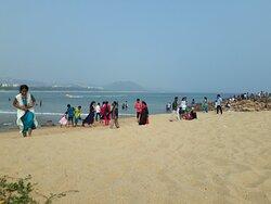 Rishikonda Beach a jewel in Vizag