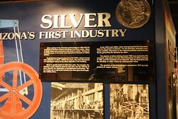 Silver Arizona's First Industry.