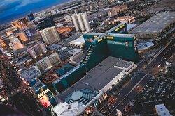 MGM Grand Aerial