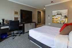 Your comfort is our first priority, Queen Bed Accessible Room
