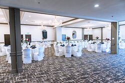 Let us take care of you and your event in our Ballroom