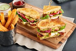 Green Goddess Chicken BLT