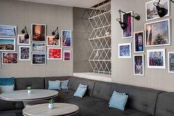 The Suite Bar - Corner Seating