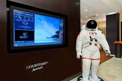 GoBoard & Astronaut