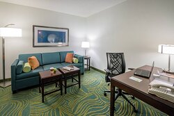 King Suite – Sitting Area