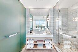 Sanctuary Suite Bathroom