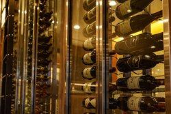Copper Fox - Wine Wall