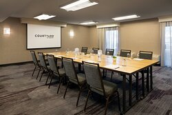 Meeting Room - Conference Setup