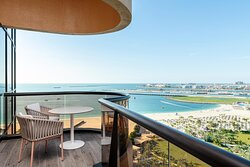 Royal Club Executive Suite Balcony