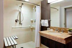 Guest Room ADA Shower