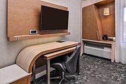Guest Room - Working Desk