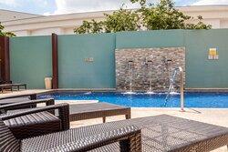 Outdoor Pool - Pool Deck