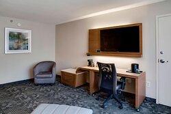 King Suite - Work Area