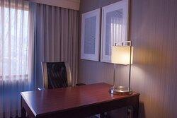 Guest Room - Work Desk
