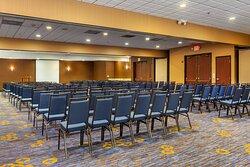 Ballroom - Theater Setup