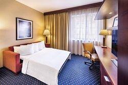 King High Floor Guest Room - Sofa Bed