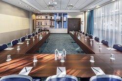 Žižkov Meeting Room - U-shape Setup
