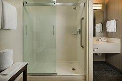 Guest Room - Shower