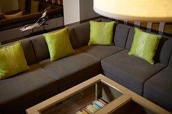 Marriott Greatroom Seating Area
