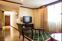 Spa Suite - Living Area