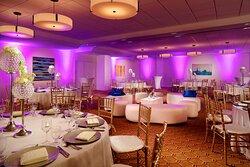 Datran Ballroom – Wedding Setup