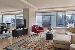 Admiralty Suite - Living Room