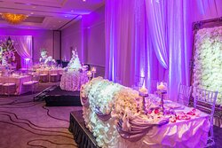 San Jose Ballroom - Wedding Reception