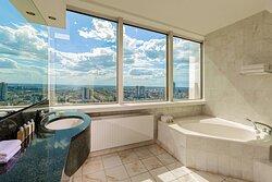 Vice President Suite - Master Bathroom