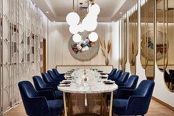Floor No 2 Restaurant - Private Dining Room