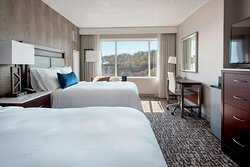 Double/Double View Guest Room