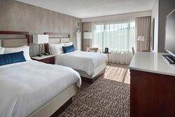 Double/Double Concierge Guest Room