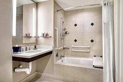 Accessible Bathroom - Bathtub