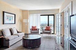 One-Bedroom Junior Suite - Living Room