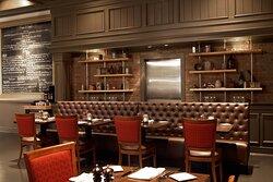 Crimson Tavern - Open Kitchen