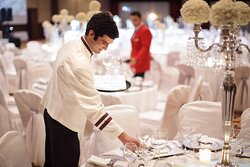 Safir Ballroom – Wedding Details