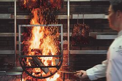 The Margaux Grill - Wood Fire