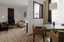 Grand Executive Suite Living Room