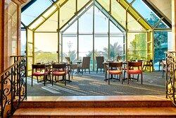 Terraneo Restaurant - Dining Area