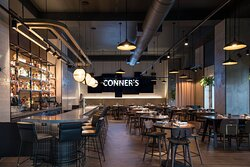 Conner's Kitchen + Bar - Semi-Private Dining