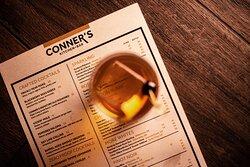 Conner's Kitchen + Bar - Drinks