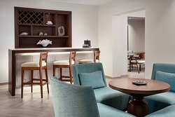 Presidential Suite - Bar