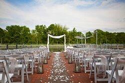 Terrace - Wedding Ceremony