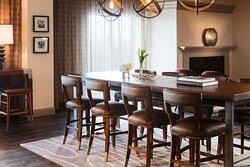 Concierge Lounge - Communal Table