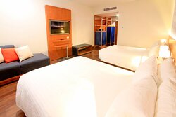 Superior Double/Double Guest Room - Amenities